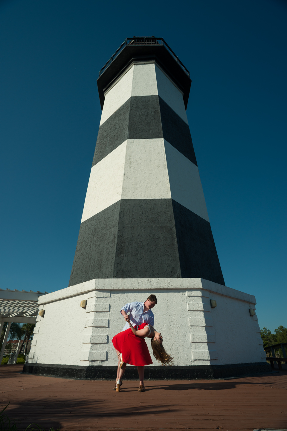 Engagement photography, Little River, SC